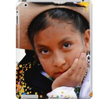 Cuenca Kids 460 iPad Case/Skin
