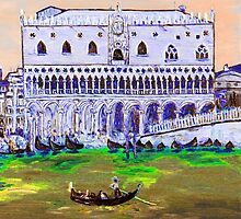 The Doge's Palace by Loredana Messina