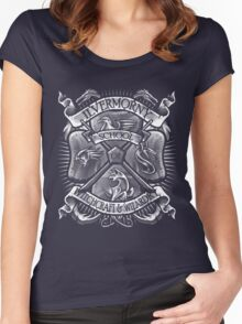 Fantastic Crest Women's Fitted Scoop T-Shirt