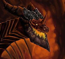 Deathwing by tackyjelly