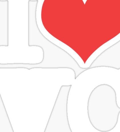 I Heart Vice City Sticker