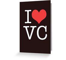 I Heart Vice City Greeting Card