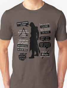 Altaïr Quotes T-Shirt
