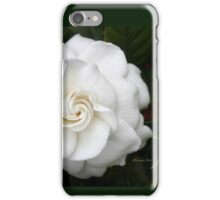 Romantic Night ~ Scent of Gardenias iPhone Case/Skin