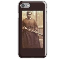 Revolutionary Mama~Stage Coach Mary iPhone Case/Skin