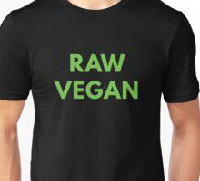 Raw Vegan Unisex T-Shirt