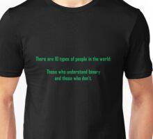 Binary Unisex T-Shirt