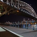 Sydneys Bright Lights by Paul Barnett