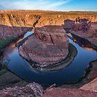 Horseshoe Bend  by JHRphotoART