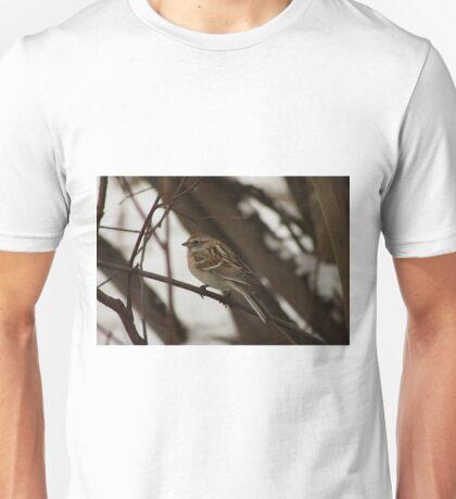 American Tree Sparrow Unisex T-Shirt
