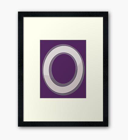 Rayman Framed Print