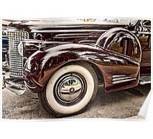 Classic Cadillac Poster
