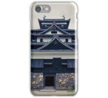 Matsue Castle iPhone Case/Skin