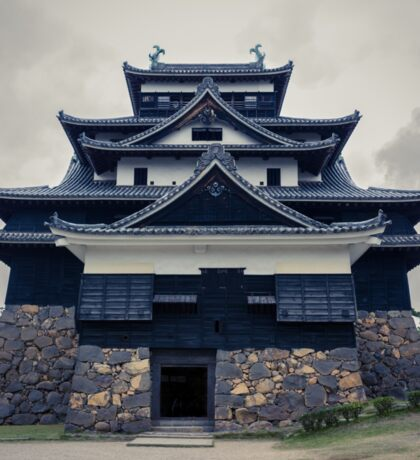 Matsue Castle Sticker