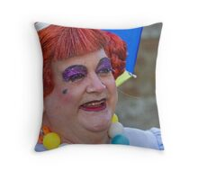 Bobby Crush  in Sleeping Beauty Throw Pillow
