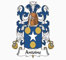 Antoine Coat of Arms (French) Kids Clothes