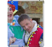 Bobby Crush and Jamie Rickers in Sleeping Beauty iPad Case/Skin