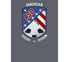 American Soccer Division, est. 1972 Photographic Print