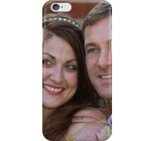 Sophia Thierens and Marc Baylis in Sleeping Beauty iPhone Case/Skin