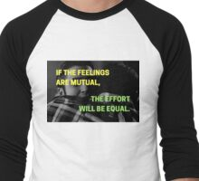 Friendship Men's Baseball ¾ T-Shirt