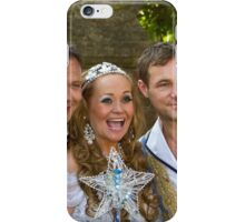 Jamie Rickers, Pop idol Sonia and Marc Baylis in Sleeping Beauty iPhone Case/Skin