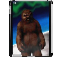 YETI FOR LIFE, NOT JUST CHRISTMAS iPad Case/Skin