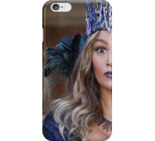 Pop Idol Sonia and Zoe Birkett in Sleeping Beauty iPhone Case/Skin