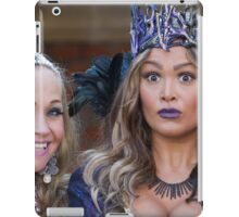 Pop Idol Sonia and Zoe Birkett in Sleeping Beauty iPad Case/Skin