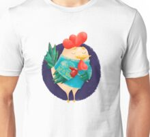 Dreamy cock with Lollipop Unisex T-Shirt