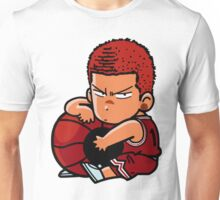 Tensai Basket Ball Man  Unisex T-Shirt