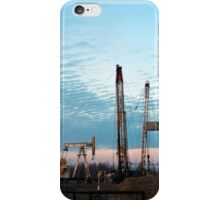 Oil Field iPhone Case/Skin