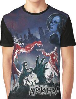 CASEFILE ARKHAM 1 Graphic T-Shirt