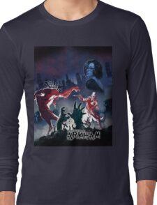 CASEFILE ARKHAM 1 Long Sleeve T-Shirt