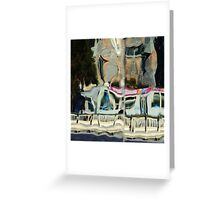 Impressions of Melbourne Greeting Card