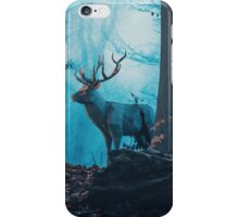 Blue Forest iPhone Case/Skin