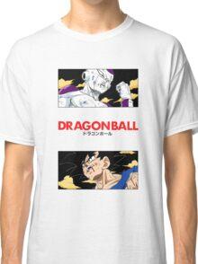 DRAGON BALL Z COVER - GOKU VS FRIEZA Classic T-Shirt