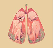Between Two Lungs by nimosa