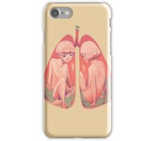Between Two Lungs iPhone Case/Skin