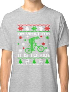 Bicycle Oh What Fun It Is To Ride Classic T-Shirt