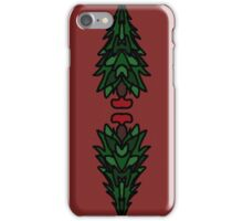 Merry Trees iPhone Case/Skin