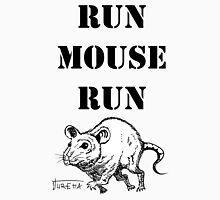 Rub Mouse Run Unisex T-Shirt