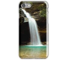 Middle Falls iPhone Case/Skin