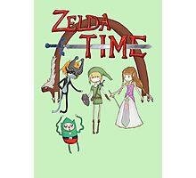 Zelda Time Photographic Print