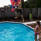 Birthday Balloon Fun by WeeZie