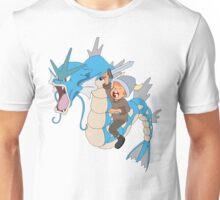 Gyarados pokemon Unisex T-Shirt
