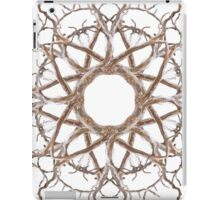Tree trunk compilation 18 iPad Case/Skin
