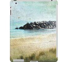 Quietude in Turquoise iPad Case/Skin