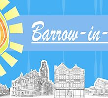 Barrow-in-Furness by Colin Bentham