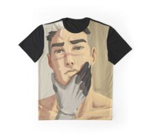 Shiro getting ready for the day 1 Graphic T-Shirt