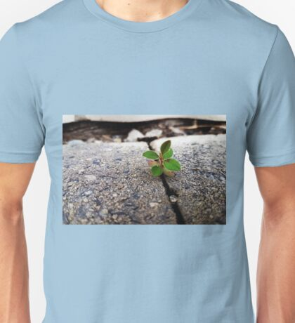 Nature Wins Again! Unisex T-Shirt